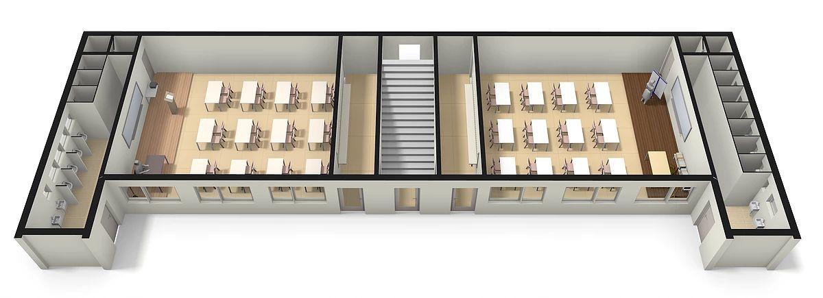 school-ground-floor